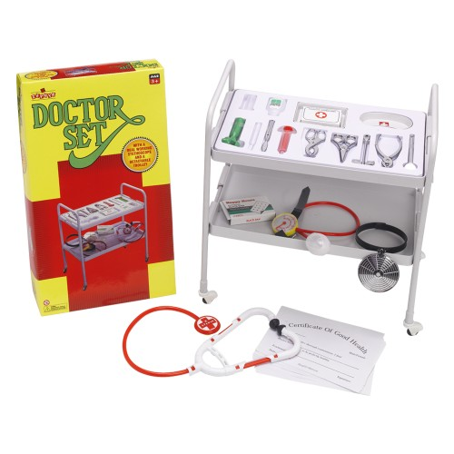 Doctor Set Trolly