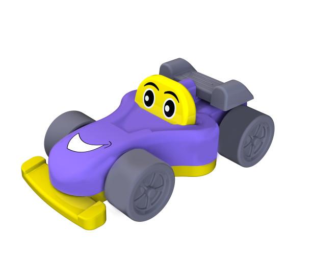 MY FIRST CAR - PURPLE