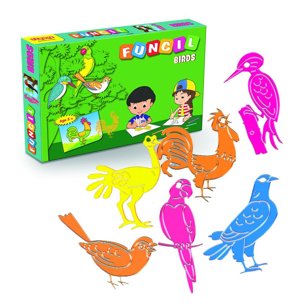 FUNCIL - BIRDS