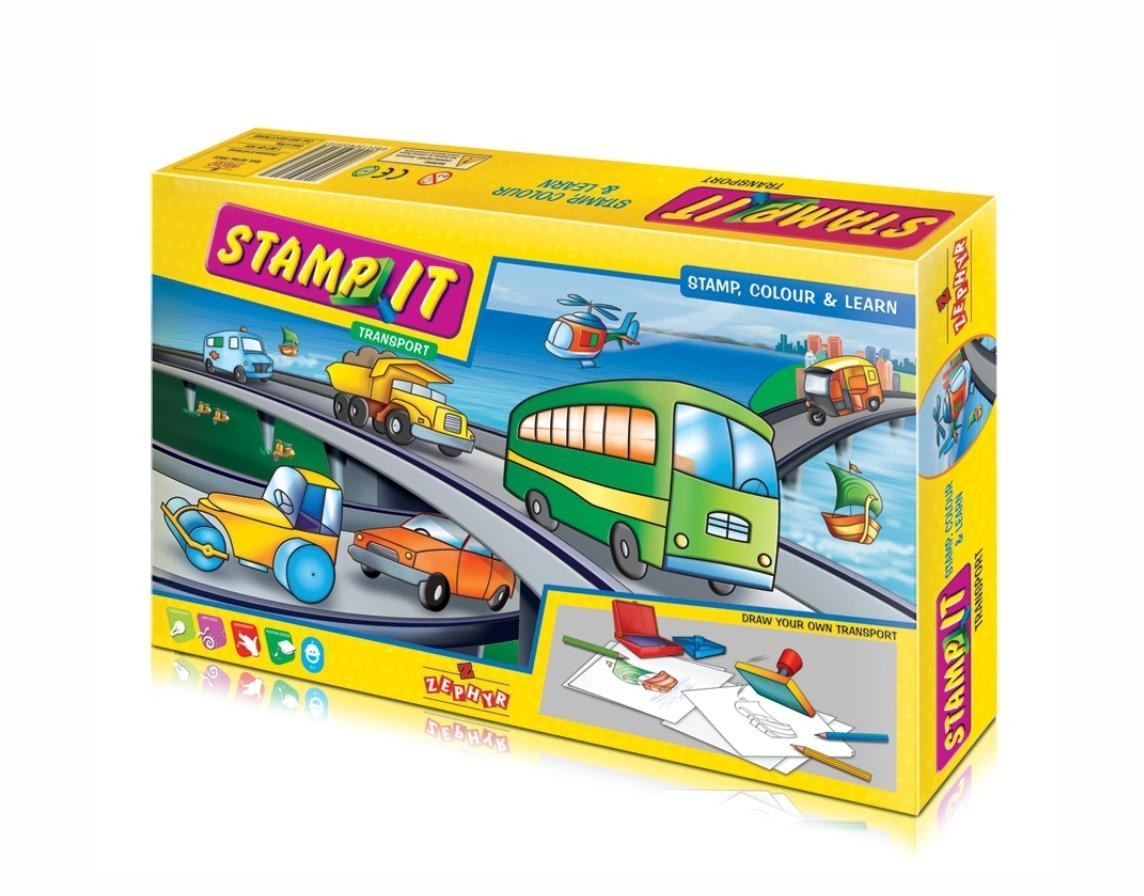 STAMP IT - TRANSPORT